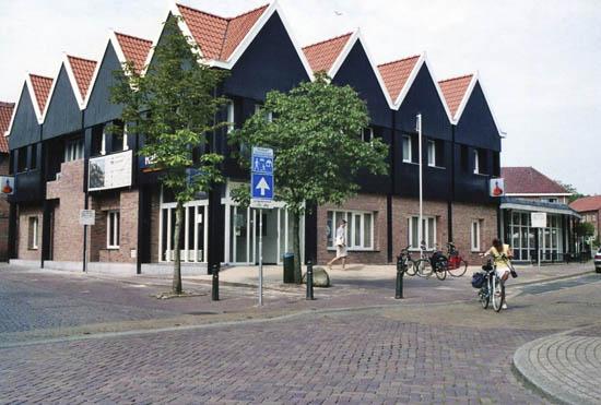 Voormalige Rabobank Ootmarsum na verbouw